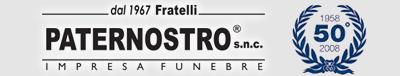 Impresa funebre Paternostro – Onoranze Funebri Palermo – Cremazione Fratelli Paternostro